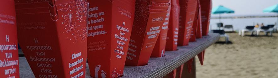 Convertico Media launches clean beaches CSR campaign